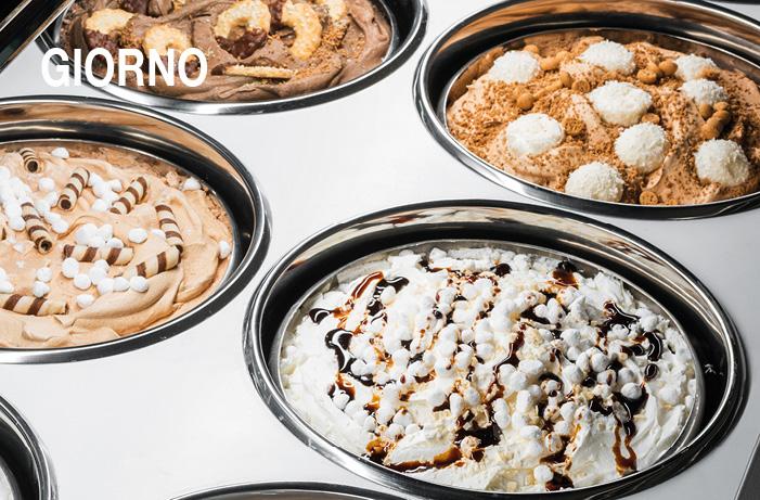 BRX _ Vista, gelato a vista di giorno