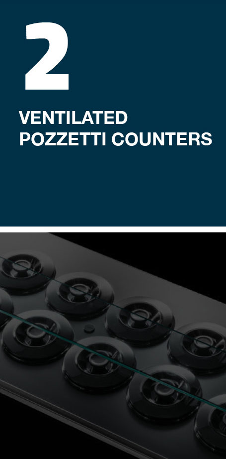 BRX _ 02 Ventilated pozzetti counters hover