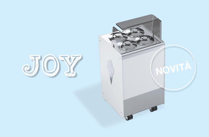 BRX _ Joy, la soluzione smart BRX 1