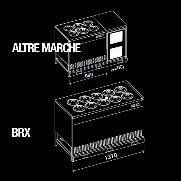 BRX _ Space saving
