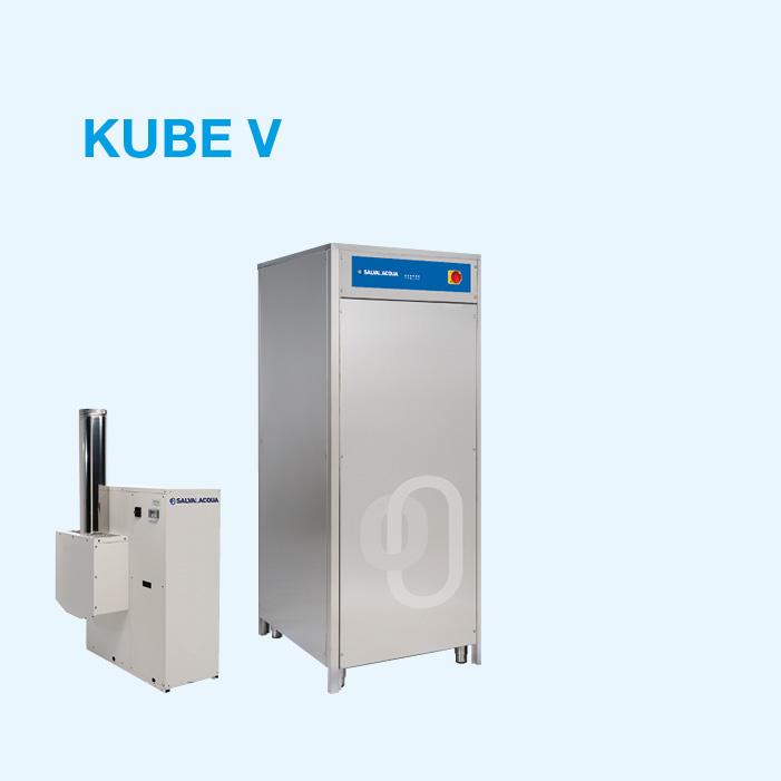 BRX _ Economizzatore d'acqua Kube V per raffreddamento