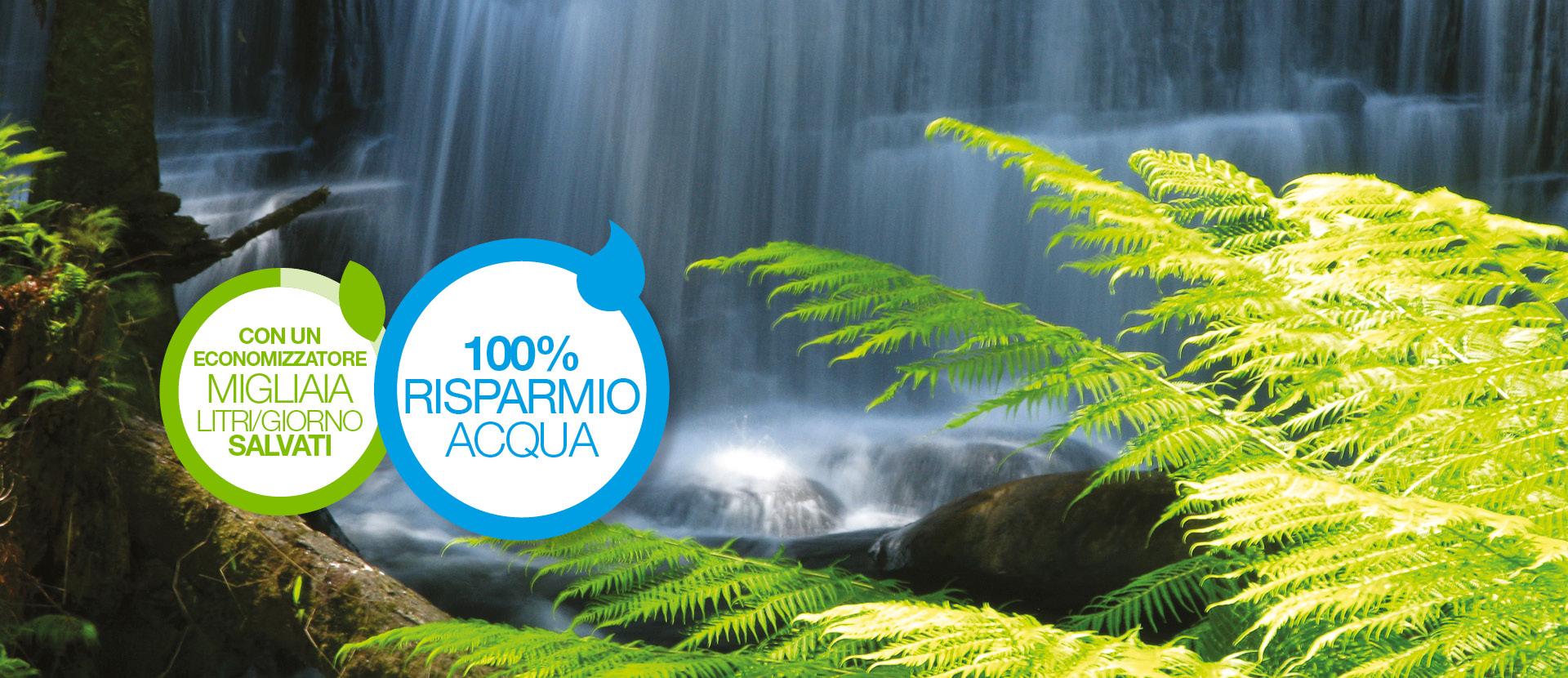 BRX _ Economizzatori risparmio acqua migliaia di litri salvati al giorno