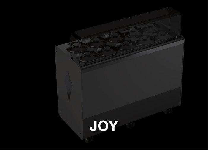 BRX _ Joy, banchi su ruote hover