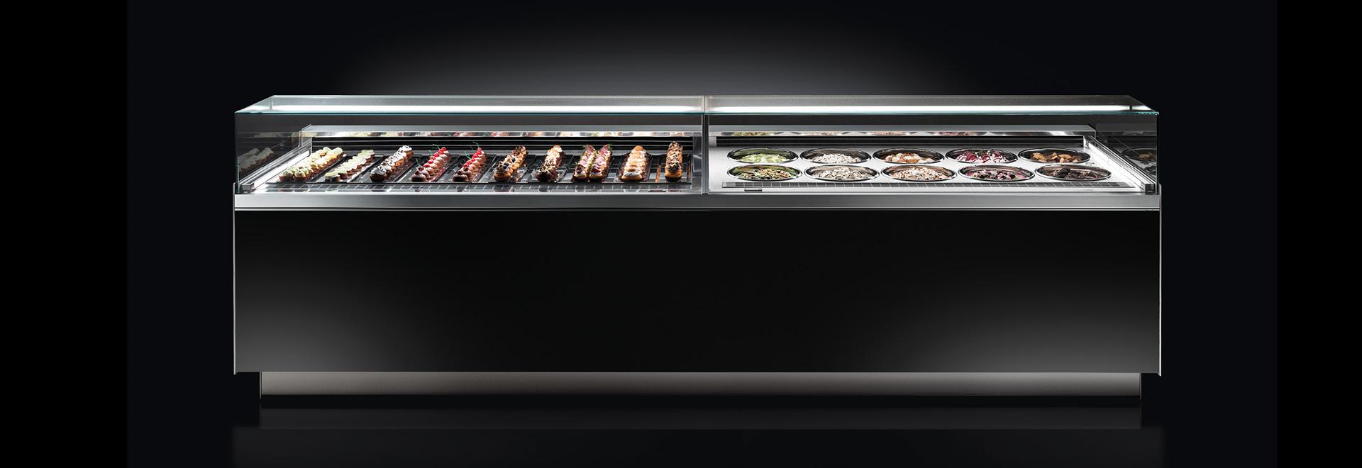 BRX _ Pozzetti gelato & Bar technology, il nuovo standard in 40 paesi nel mondo