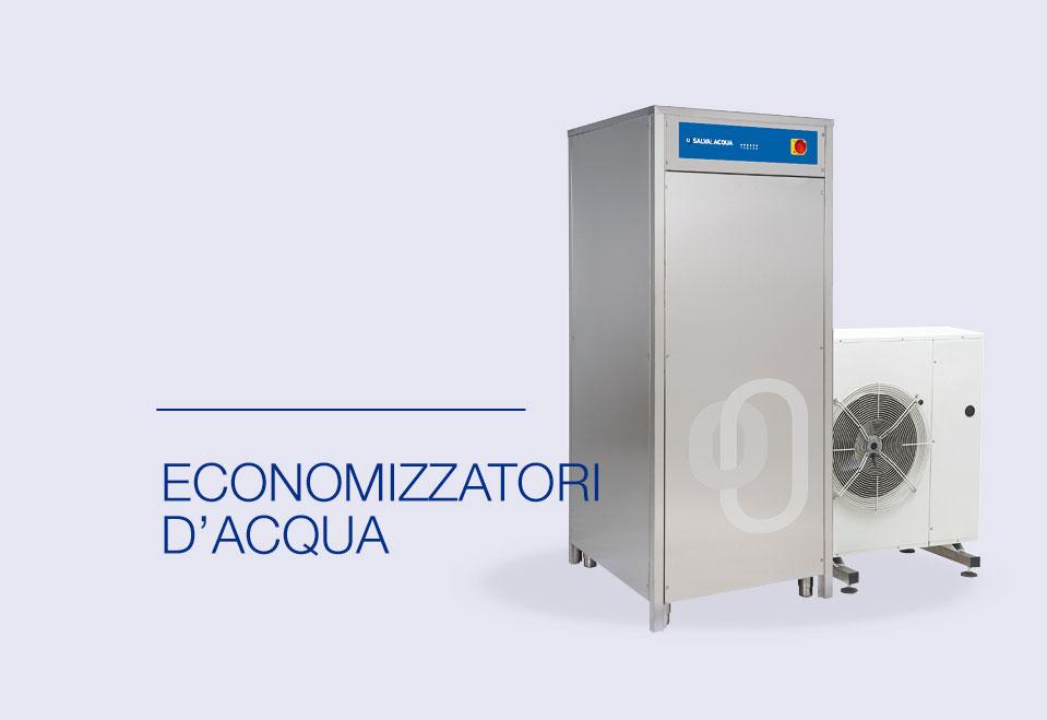 Economizzatori d'acqua - BRX